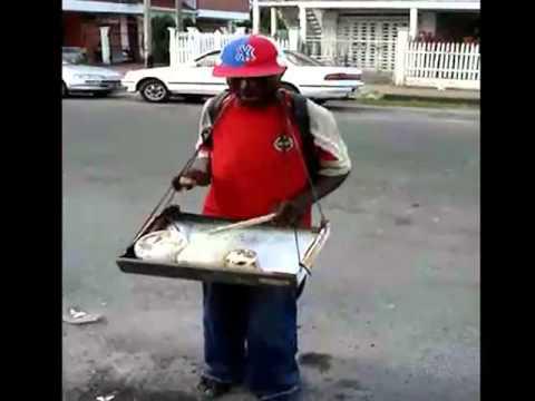 Guyana's Got Talent - One man band - karaoke funny