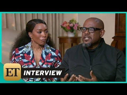 'Black Panther': Angela Bassett and Forest Whitaker FULL
