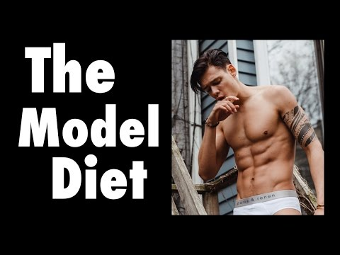 What Do Models Eat? The Model Diet- Full Day of Intermittent Fasting
