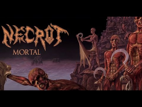 NECROT release new song Stench and Decay off new album Mortal + tracklist/artwork!