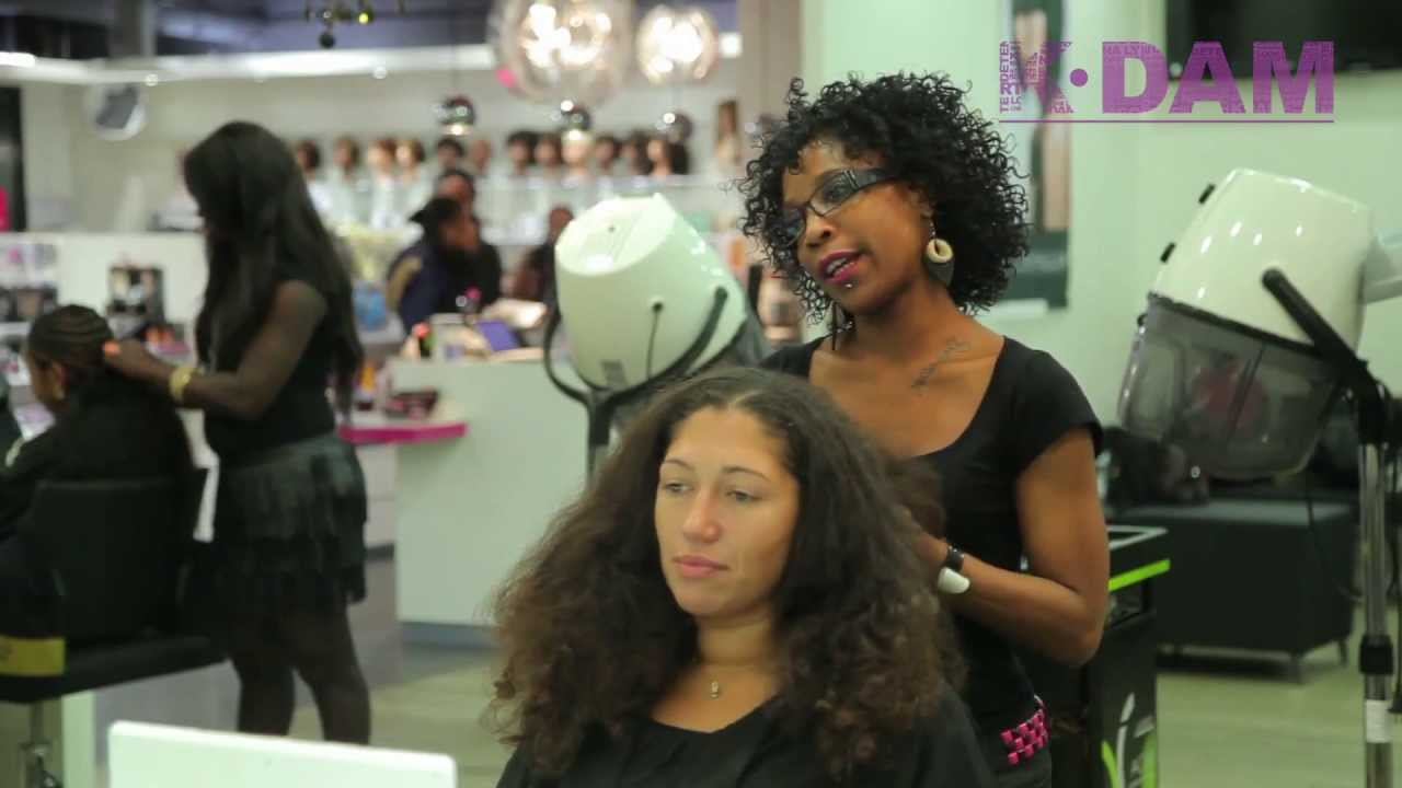 KDAM Relooking Cheveux Bouclés / Curly Hair - Rotins Home ...