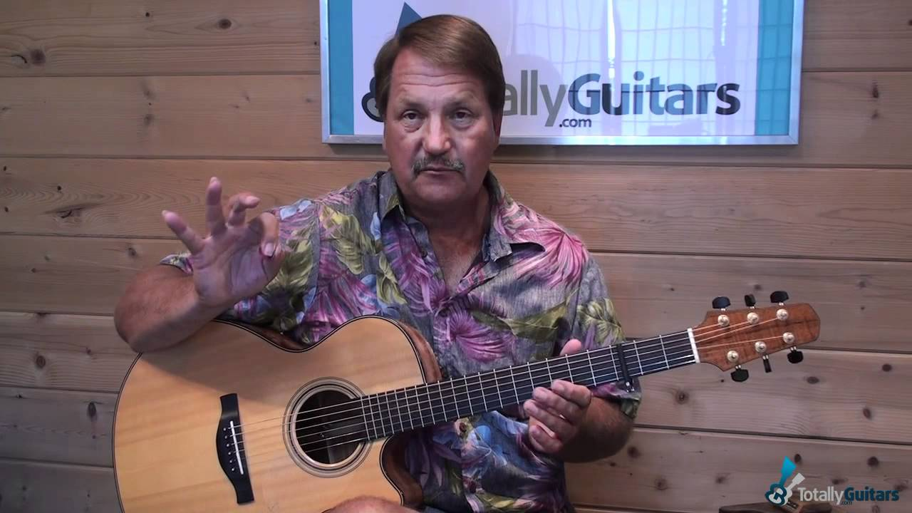 The Ballad Of Love And Hate   Guitar Lesson Preview
