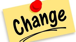 Dream: Change is Coming
