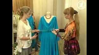 005 - Ольга Никишичева. Платье одним швом