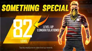 SOMETHING SPECIAL - GARENA Free FIRE