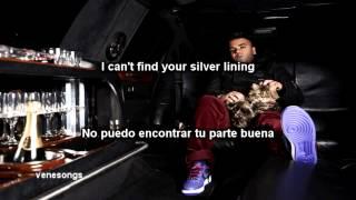 Repeat youtube video Naughty Boy ft. Sam Smith - La la la (Letra Español-Inglés)