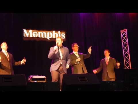 The LeFevre Quartet sings He Left No Stone Unturned