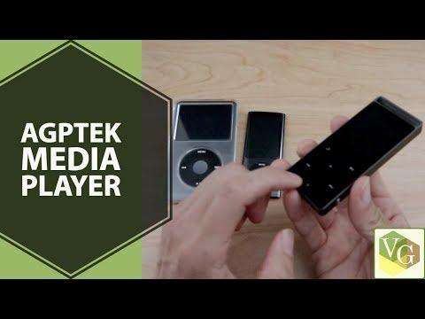 Cheap iPod Alternative | AGPTEK 16GB Media Player