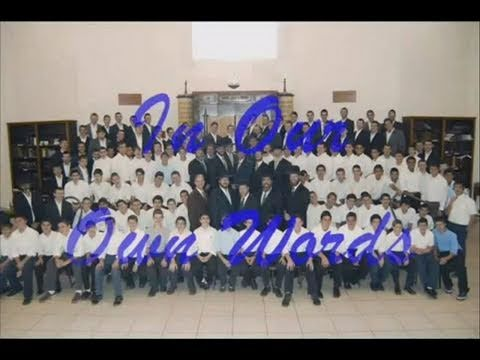 Class of 2010 - In our Own Words - About Yeshiva Toras Chaim