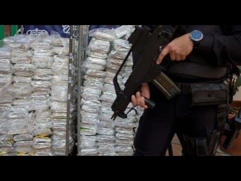 Российские моряки и почти 10 т кокаина задержаны в порту Кабо-Верде
