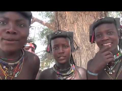 Clothing Style of African Tribal Women