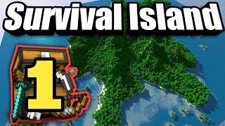 Download Minecraft Survival Island #1 •Buat rumah pertama yang jelek😄