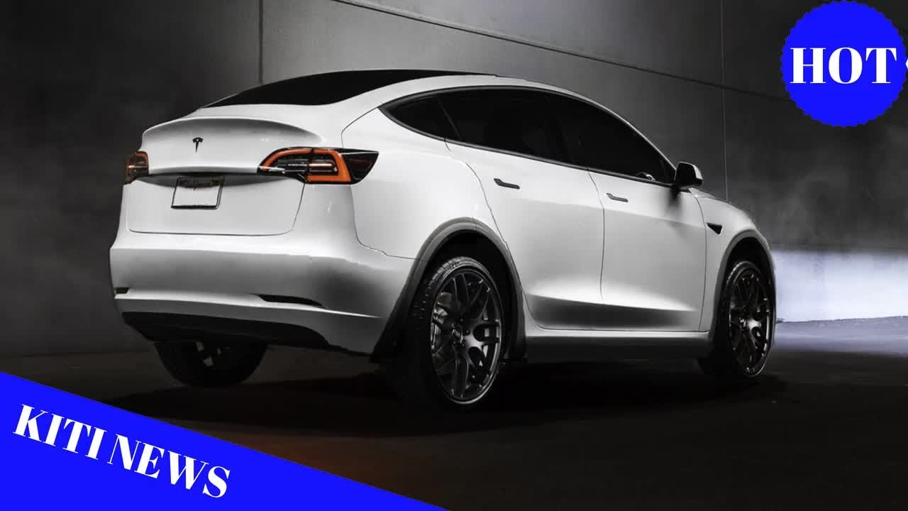Tesla Model Y is an allelectric compact SUV thats derived from Model 3s platform First production from Gigafactory 1 in Nevada followed by China mass production