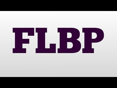 FLBP meaning and pronunciation
