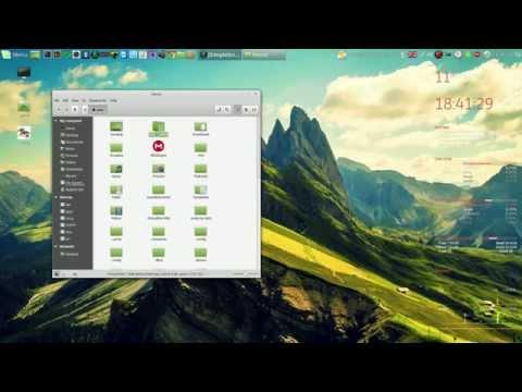 Linux Mint & Ubuntu Архивация и разархивация