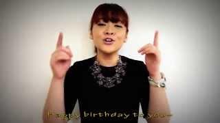 Happy Birthday Singapore from Abigail Yeo!