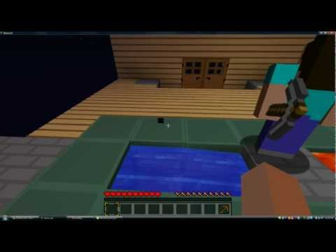 the minecraft skyblock chronicles part 6: building the house and naming za balcony