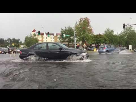 Flash Flood 2016- Lynnwood, Wa