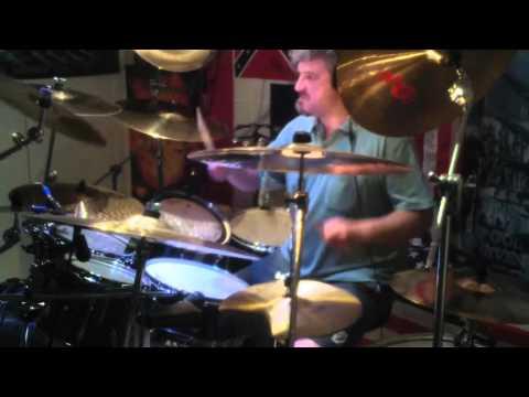 Bon Jovi - It's My Life - Drum Cover