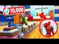 DON'T Get CAUGHT In HIDE & SEEK To Win 10,000 V-BUCKS! (Fortnite)