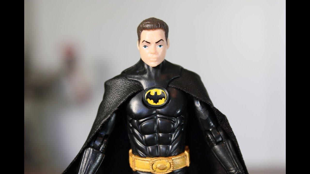 Batman Unmasked Variant Dc Comics Multiverse Mattel Action