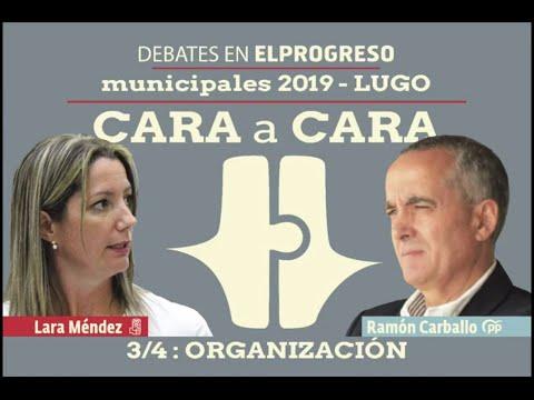 3/4 Cara a Cara Méndez-Carballo ►Organización