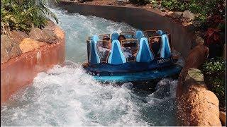 Infinity Falls Complete Experience - Sea World Orlando
