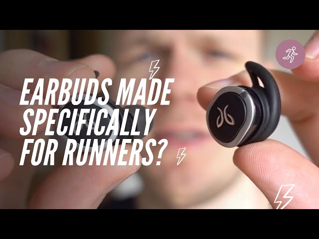 Best Earbuds for Runners? Jaybird Run Review