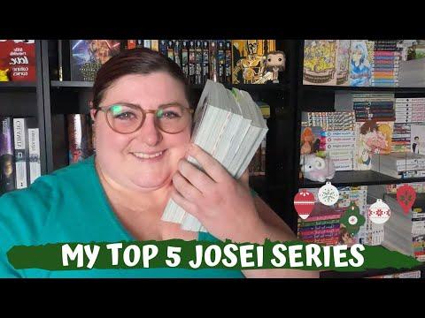 My Current Top 5 Josei Series #25DaysofManga