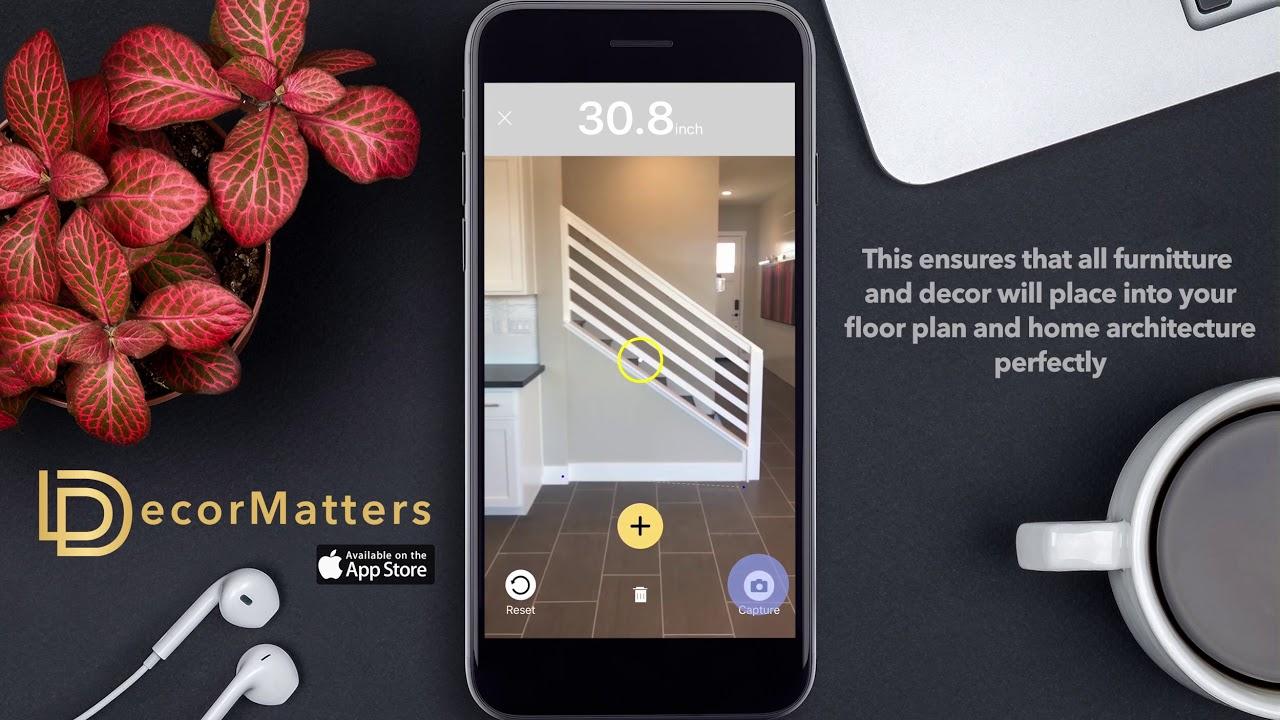 DecorMatters - No 1 AR 3D Home Design Free App Full Tutorial