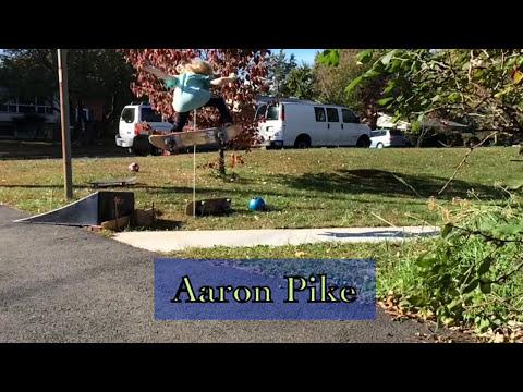 Skater kid shreds!