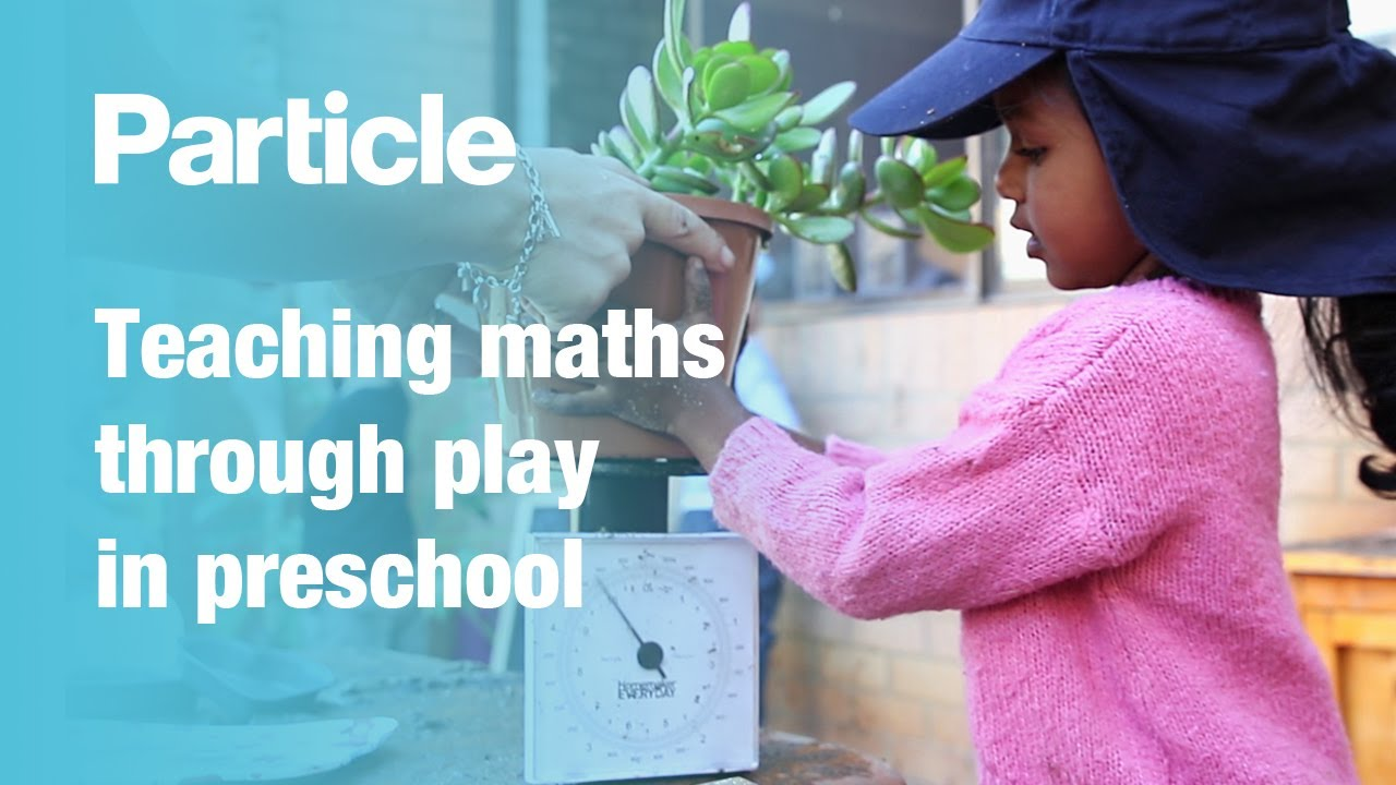 Teaching Maths Teaching Maths Through Play In Preschool