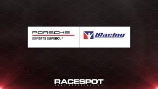 Porsche Esports Supercup   Round 3 at Spa-Francorchamps
