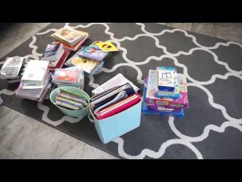 Como ordenar libros documentos y papeles m todo konmari for Ordenar libros konmari