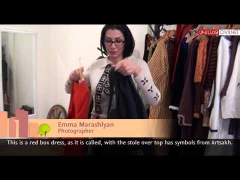 Hidden Yerevan: New Old Costumes | Նոր հին տարազները