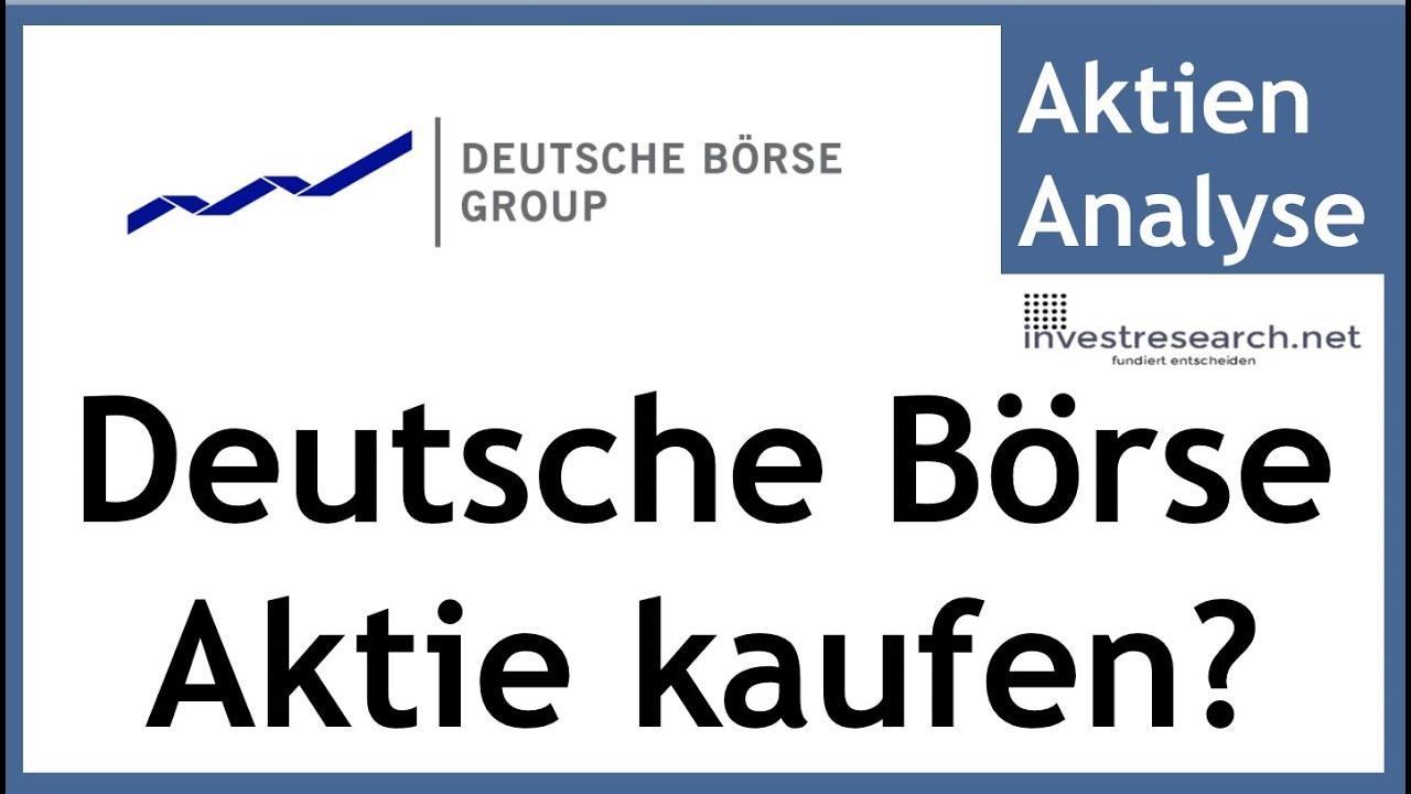 Deutsche Börse Ag Aktie