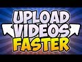 How To Upload Videos To YouTube FAST! Best Handbrake Settings For YouTube (WORKING 2018)
