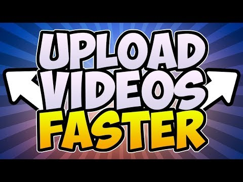 How To Upload Videos To YouTube FAST! Best Handbrake Settings For YouTube (2017)
