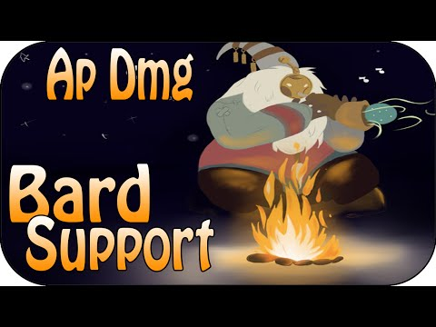 Weil Bard Cool Ist - AP Support Bard Gameplay