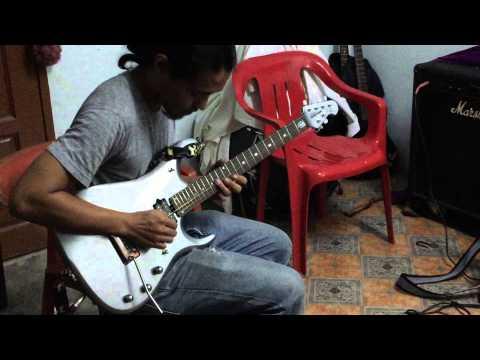 Shidee Test Gitar JP13 Music Man @ Remblers Studio
