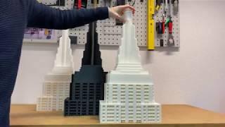 3D printing TPU - Builder Extreme 2000 PRO - Builder 3D Printers