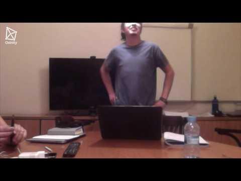 Oxinity Masterclass Series - Joel Holmes on Creative writing