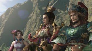 Dynasty Warriors 3 Xtreme Legends - Lu Bu Musou Mode Part 4 - Battle of Chang Ban (Very Hard)