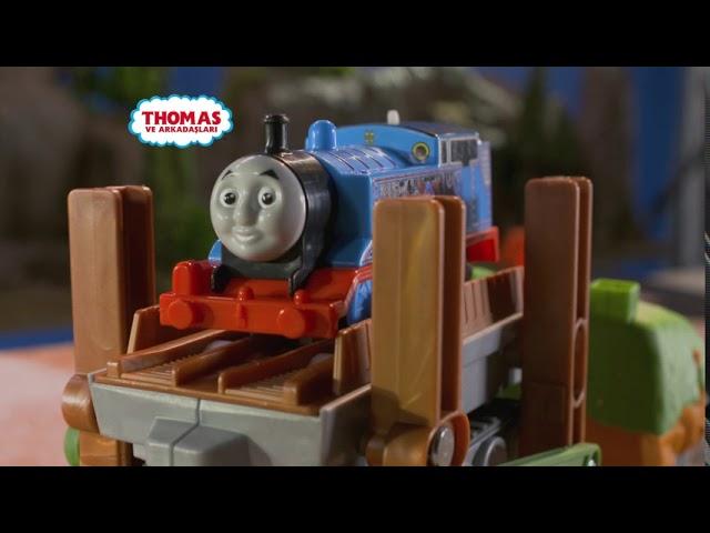 Thomas ve Arkadaşları - Yürüyen Köprü Oyun Seti