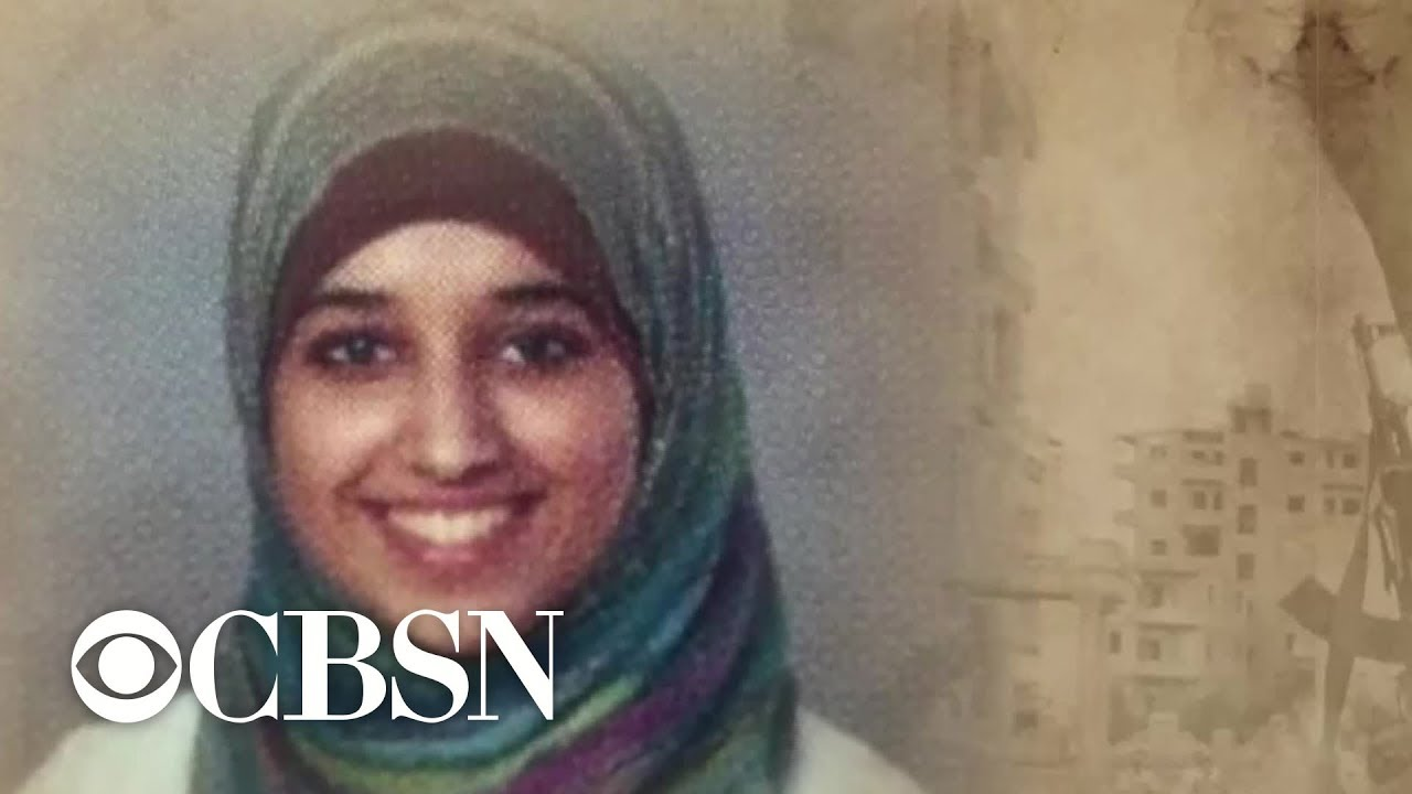 ISIS bride not allowed back into U.S.