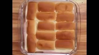 Булочки с ветчиной и сыром