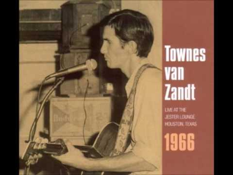 Townes Van Zandt - Live at the Jester Lounge (Full Album) [1966]