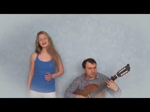 Народные «Сулико» - текст и слова песни в караоке на