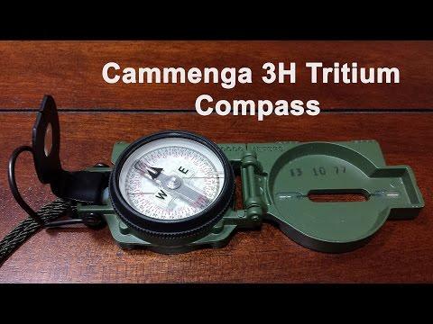 Cammenga 3H Tritium Compass Review