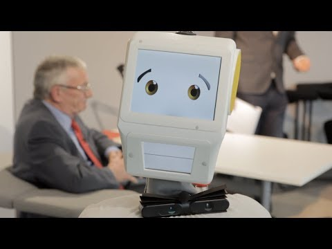 Are care homes destined to be the first to receive a robot workforce?